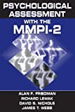 img - for Psychological Assessment With the MMPI-2 by Alan F. Friedman (2000-07-03) book / textbook / text book