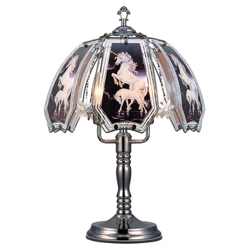 Wrapables 632UN5 Unicorn Touch Lamp