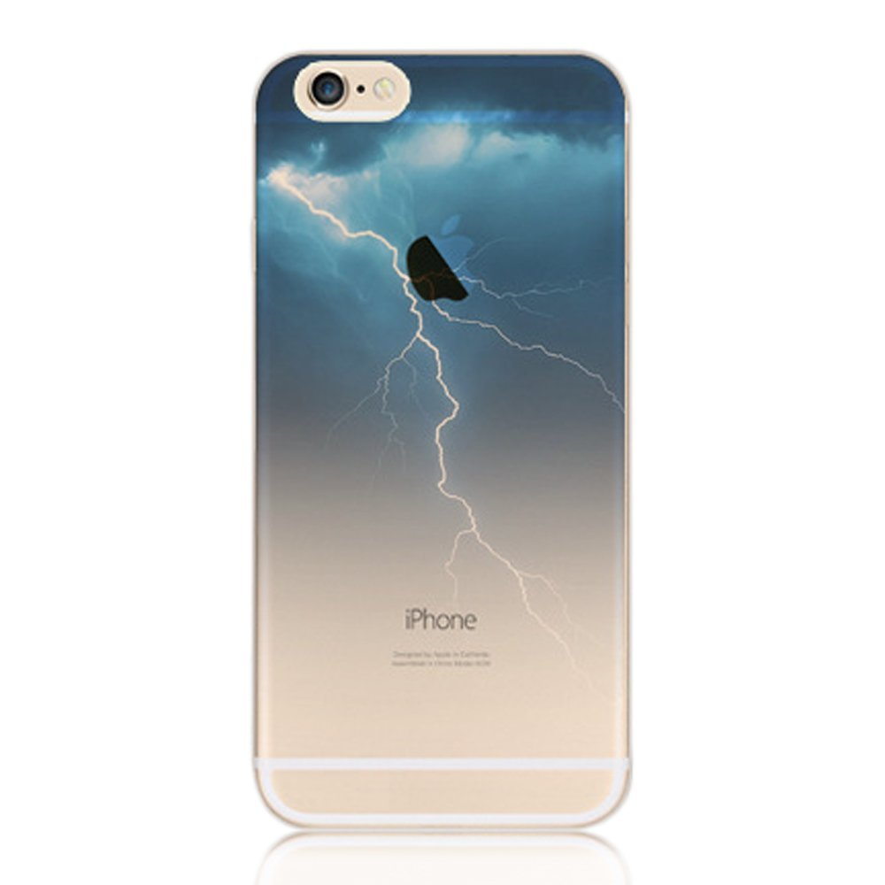 custodia iphone 6 morbida silicone