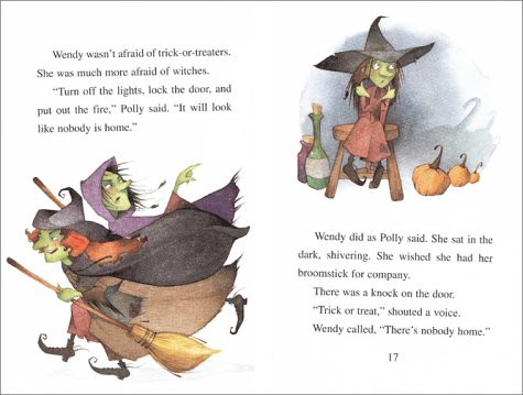 Amazon.com: The Witch Who Was Afraid of Witches (I Can Read Level ...