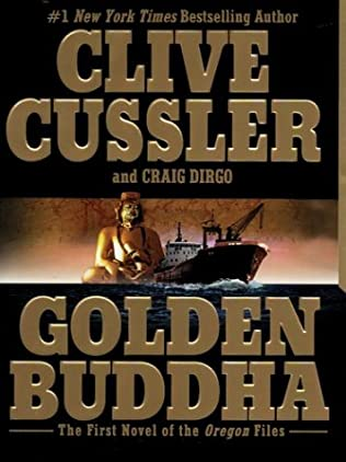 book cover of Golden Buddha
