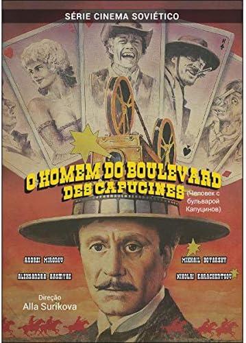 O Homem do Boulevard Des Capucines (1987) | Amazon.com.br