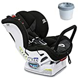 Britax Marathon ClickTight ARB Convertible Car Seat, Vue with Cupholder Set