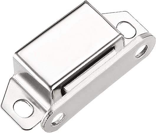 uxcellMagnetic Cabinet Cupboard Furniture Catch Holder Latch Stopper 30 Pcs