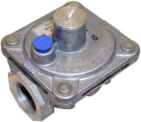 Maxitrol RV48L Natural Gas Pressure Regulator