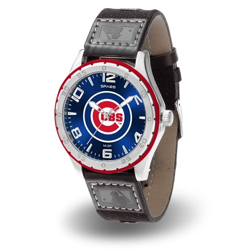 Rico Industries MLB Chicago Cubs Watch, One Size, Team Color