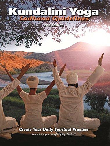Kundalini yoga sadhana guidelines create your daily spiritual kundalini yoga sadhana guidelines create your daily spiritual practice by yogi bhajan fandeluxe Choice Image