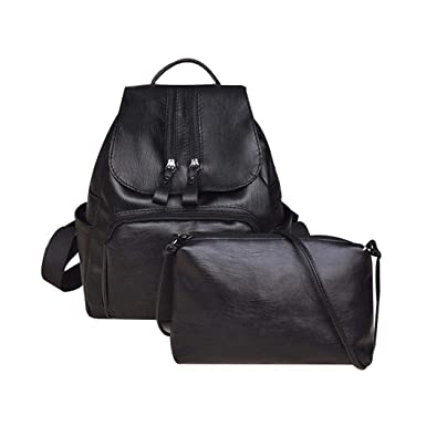 Image Unavailable. Image not available for. Color  Women 2Pcs Outdoor  Backpack e726de3aad8dc