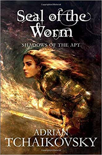 Book Seal of the Worm (Shadows of the Apt) by Adrian Tchaikovsky (2014-12-04)