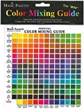 Series 5700 Magic Palette The Mini Color Mixing Guide, 6.5