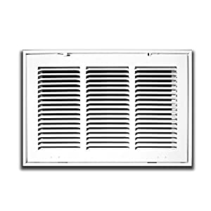 18 Quot X 12 Steel Return Air Filter Grille For 1 Quot Filter