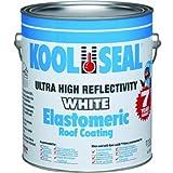 KST COATINGS KST063300-16 Elastomeric Roof Coating, 1-Gallon