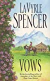 Front cover for the book Vows by LaVyrle Spencer