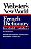 img - for Webster's New World French Dictionary: French/English English/French book / textbook / text book