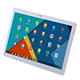 Newest 10 inch Tablet PC Octa Core 4GB RAM 64GB ROM Dual SIM Cards Android 5.1 GPS 3G LTE Tablet PC WIFI GPS 7 8 9 10 FMT computer (black)