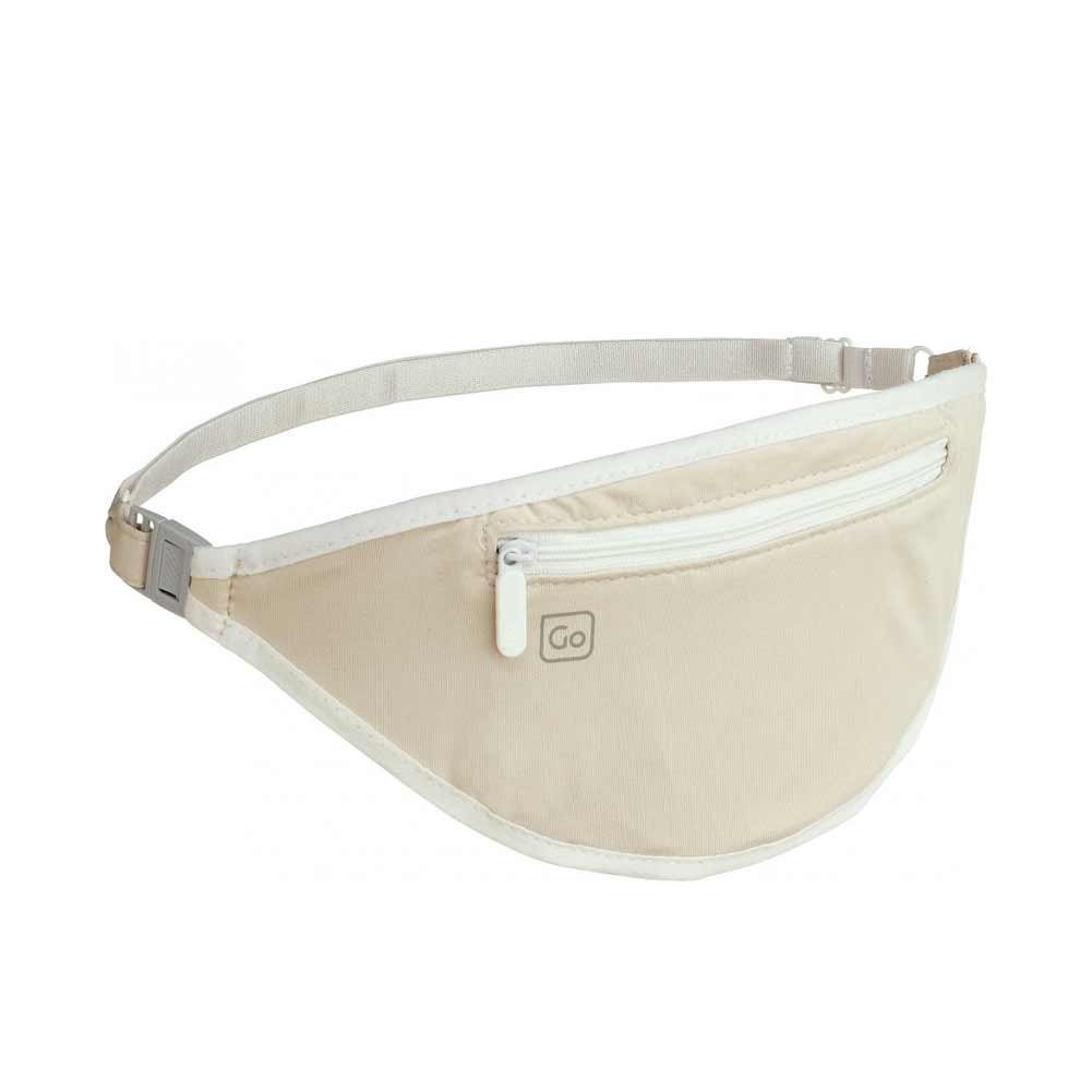 Going In Style Womens Soft Lightweight Travel Money Belt w//Bag Security Set