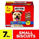 Milk-Bone Flavor Snacks  Dog Treat, Small/Medium B...