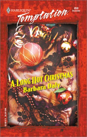 book cover of A Long Hot Christmas