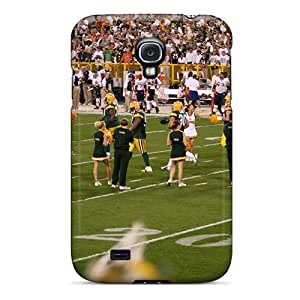 HwmDC17808IWrdR EOV Green Bay Packers Cheerleaders Outfit Feeling Galaxy S4 On Your Style Birthday Gift Cover Case
