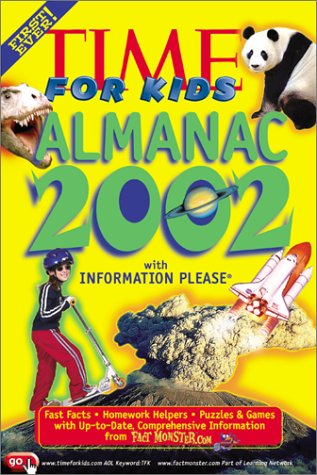 Time for Kids Almanac 2002 with Information Please PDF