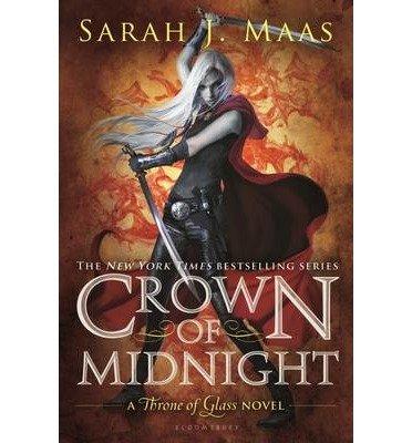 [ Crown of Midnight Maas, Sarah J. ( Author ) ] { Paperback } 2014