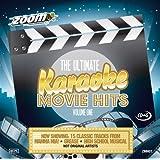 Zoom Karaoke CD+G - Ultimate Karaoke Movie Hits 1 - Mamma Mia, Grease, High School Musical
