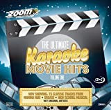 Zoom Karaoke CD+G - Ultimate Karaoke Movie Hits 1 - Mamma Mia, Grease, High School Musical