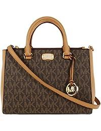 Kellen Medium Satchel Crossbody Bag