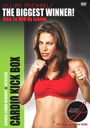 The Biggest Winner: How to Win by Losing- Cardio Kickbox (Jillian Michaels The Biggest Winner Cardio Kickbox)