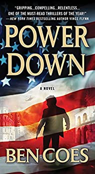 Power Down (Dewey Andreas Book 1) by [Coes, Ben]