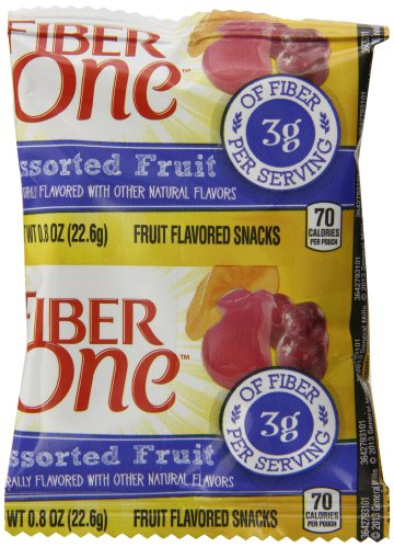 Fiber One Snacks Assorted Flavors product image