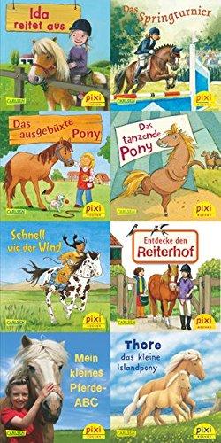 Pixi-8er-Set 231: Pferde-Freundschaften (8x1 Exemplar)
