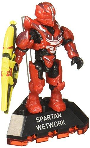 Mega Construx Halo Heros Legendary Spartans Wetwork Figure