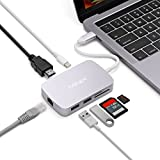 MINIX NEO C-X, USB-C Multiport Adapter with HDMI – Space Gray [10/100Mbps Ethernet] (Compatible with Apple MacBook and MacBook Pro). Sold Directly by MINIX® Technology Limited.