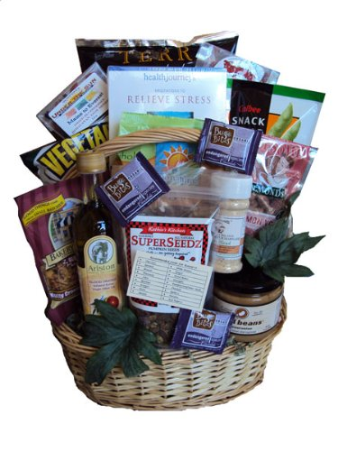 Get Well Gift Basket - Stress Relief by Well Baskets