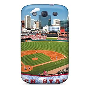 [GvN1868ENXW] - New St. Louis Cardinals Protective Galaxy S3 Classic Hardshell Case
