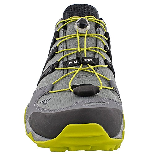 Adidas Outdoor Mens Terrex R Swift R Vista Grigio, Nero, Unità Lime