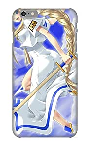 Guidepostee New Arrival CKsDbF-3147-YNtsU Premium Iphone 6 Plus Case(Anime Aria)