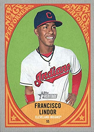Amazoncom 2019 Topps Heritage New Age Performers Nap 7 Francisco