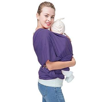 ACEDA Fular Portabebés Hecho - Portabebés Recién Nacidos Y Bebés ...