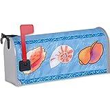 Premier Kites 58201 Mailbox Cover, Seashells, 18-Inch