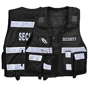 Hi Viz Tactical Vest Enforcement,Security