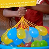 qghappy Bunny Water Balloons, Instant Quick Fill