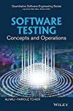 img - for Software Testing: Concepts And Operations book / textbook / text book