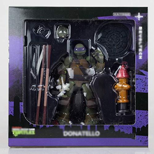 JXMODEL Teenage Mutant Ninja Turtles Boy Toys Raphael ...