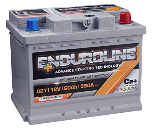 027 Enduroline Car Battery 63Ah 630CCA: