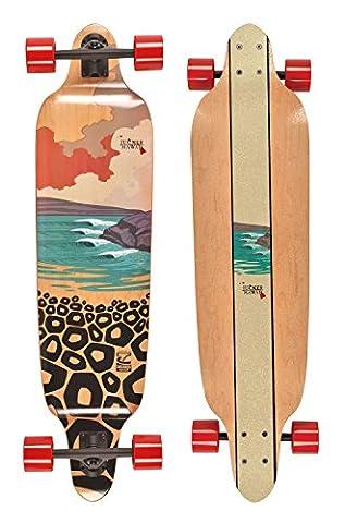 JUCKER HAWAII Longboard Pono - Madrid Cruiser Skateboard