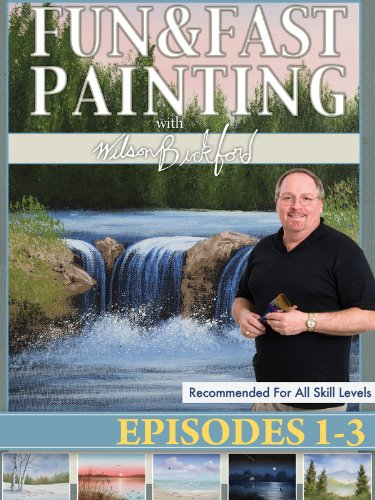 (Fun & Fast Painting with Wilson Bickford Part 1)
