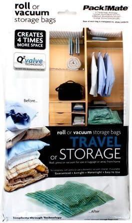 Pack Mate - Bolsas de viaje con asa impermeable para guardar ropa ...
