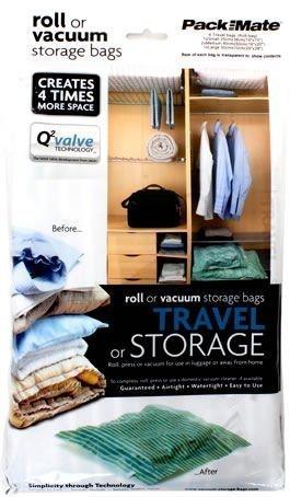 Amazon.com: Pack-Mate – Bolsas enrollables para ropa Set ...